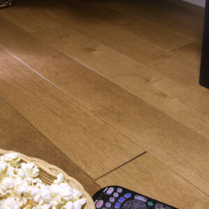 photo of Hard Maple Almond hardwood flooring from our classic collection