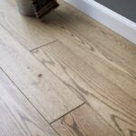 "photo of 5"" Red Oak Livesawn Barrel hardwood flooring from our Rangeley collection"
