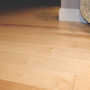 photo of Hard Maple Coastal Clear hardwood flooring from our classic collection