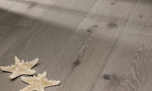 "photo of 7 1/2"" Engineered White Oak Driftscape hardwood flooring from our Camden collection"