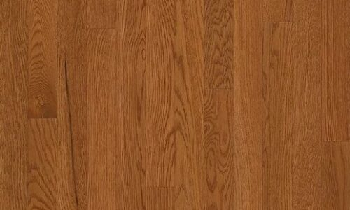 photo of White Oak Golden hardwood flooring from our classic collection