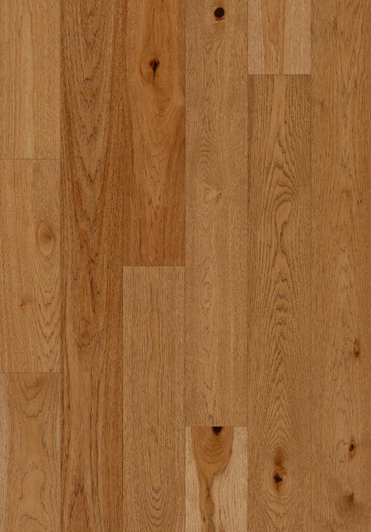 """up-close photo of 7 1/2"""" Engineered Hickory Adrift hardwood flooring from our Camden collection"""