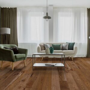 """photo of 7 1/2"""" Engineered Hickory Maiden hardwood flooring from our Camden collection"""