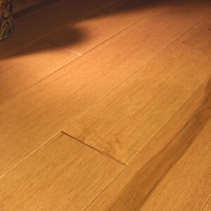 photo of Hard Maple Honey Rose hardwood flooring from our Classic Collection