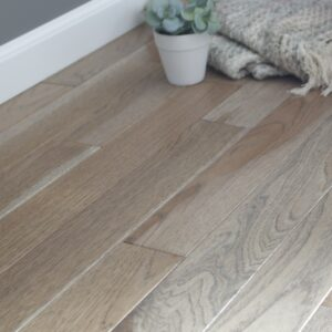 photo of Hickory Kodiak hardwood flooring from our Classic Collection