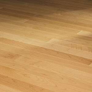 photo of Hard Maple Premium Clear hardwood flooring from our classic collection