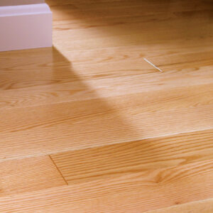 photo of Red Oak Premium Clear hardwood flooring from our classic collection