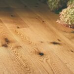 "photo of 5"" Red Oak Livesawn Clear hardwood flooring from our Rangeley collection"