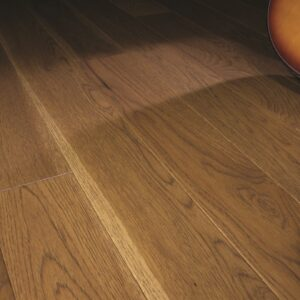 photo of Hickory Saddle hardwood flooring from our Classic Collection