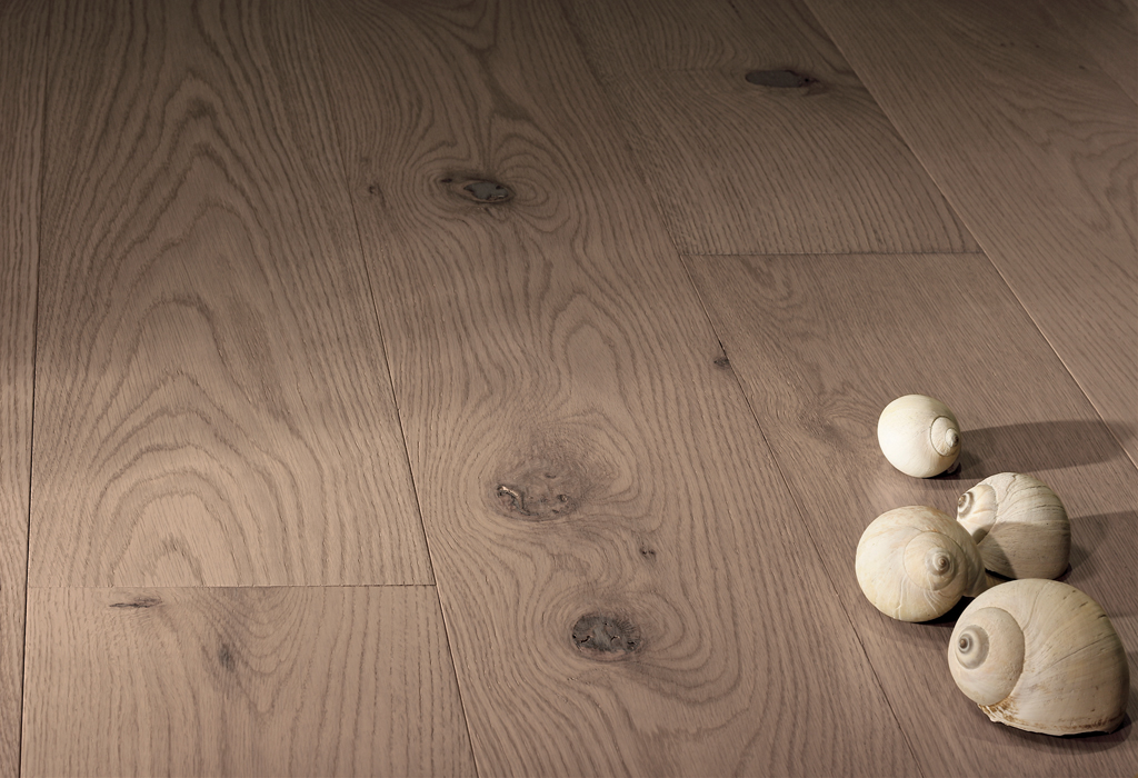 """photo of 7 1/2"""" Engineered White Oak Shell hardwood floor from Camden collection"""