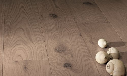 "photo of 7 1/2"" Engineered White Oak Shell hardwood flooring from our Camden collection"