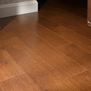 photo of Hard Maple Whiskey hardwood flooring from our Classic Collection