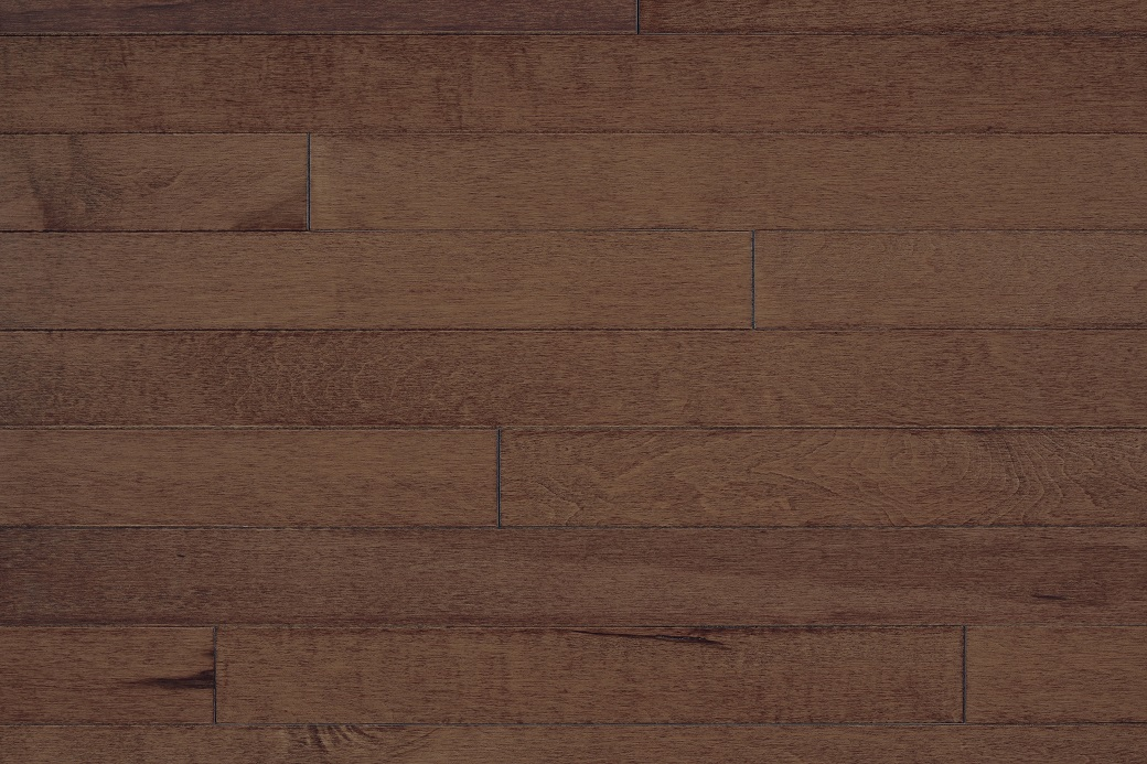 up-close photo of Hard Maple Canyon hardwood flooring from our Pro collection