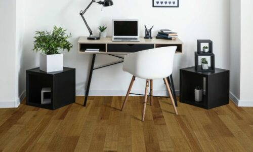 """photo of 4"""" Hickory Formula 1 hardwood flooring from our 207 collection"""