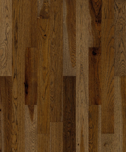 """up-close photo of 4"""" Hickory Formula 1820 hardwood flooring from our 207 collection"""