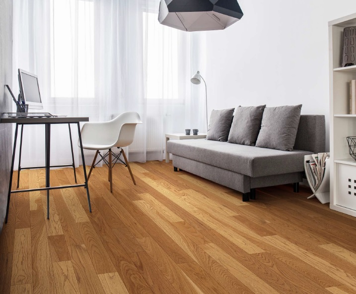 """photo of 4"""" Hickory Formula 95 hardwood flooring from our 207 collection"""