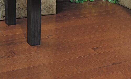 photo of Hard Maple Canyon hardwood flooring from our Pro collection