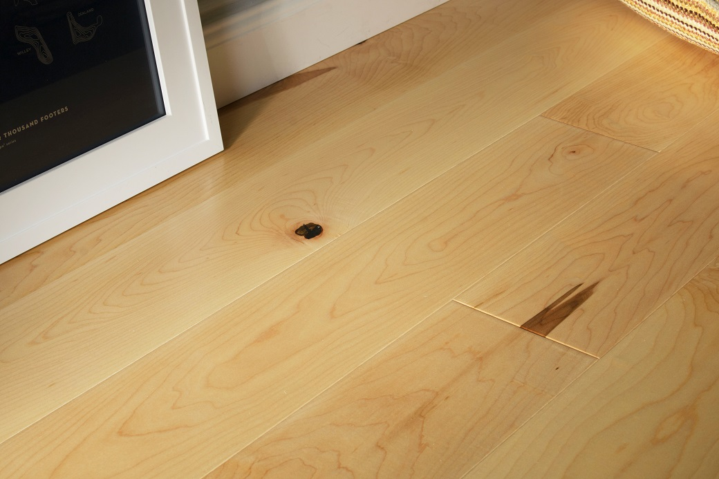 """photo of Engineered 5"""" Hard Maple Coastal Grade Clear Finish from our Freeport collection"""
