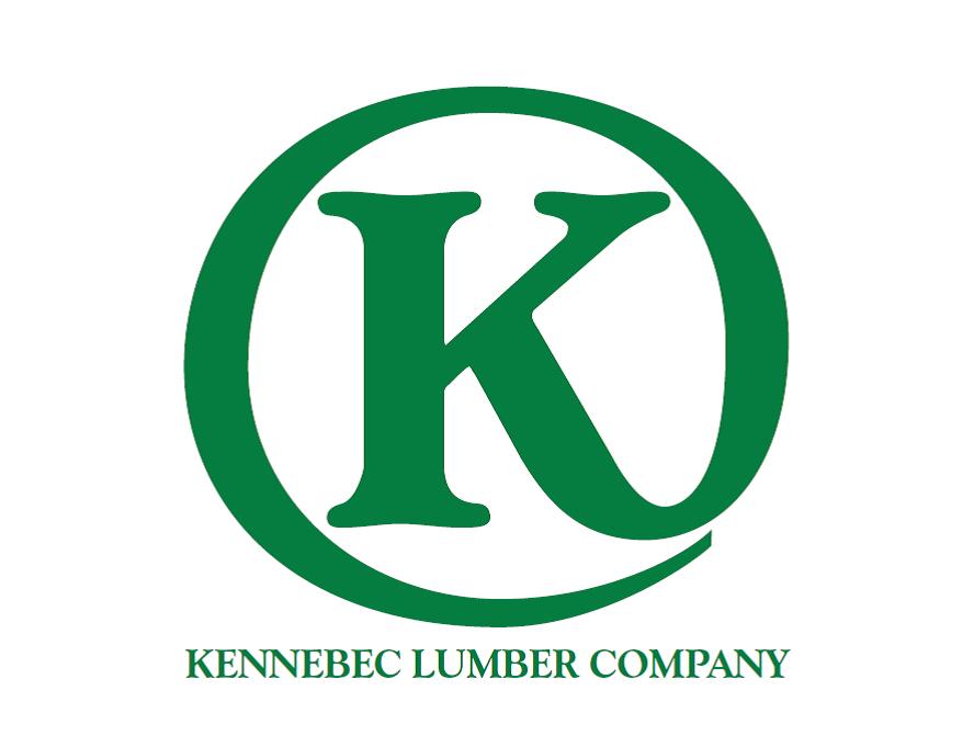 kennebec lumber company graphic logo