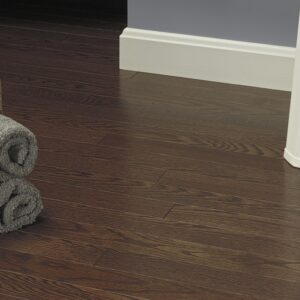 photo of Red Oak Savannah hardwood flooring from our Pro collection