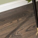 """photo of Engineered 5"""" Red Oak Coastal Grade Black Pepper from our Freeport collection"""