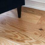"""photo of Engineered 5"""" Red Oak Coastal Grade Clear Finish from our Freeport collection"""